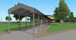 Sidewalk Coverings Rendering NTC